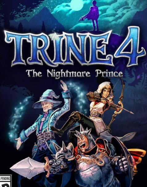 《三位一体4:梦魇王子》123部合集官方中文版