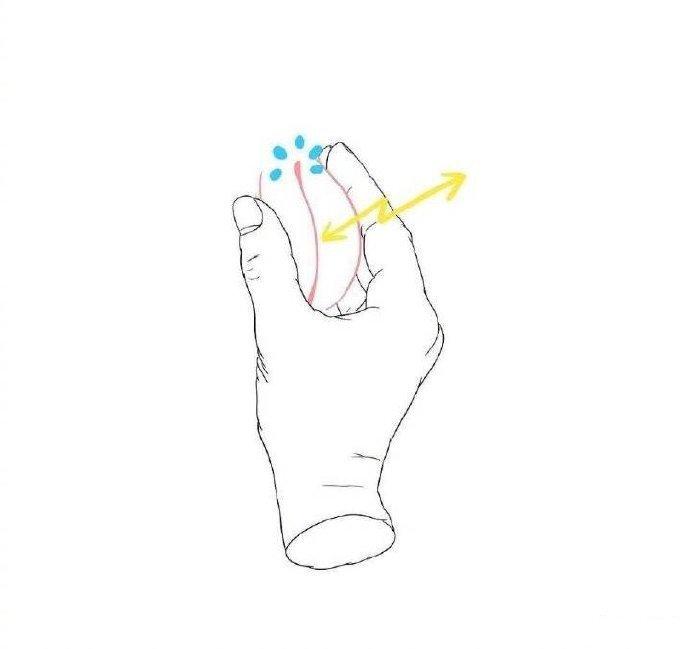 【实力科普】摩擦手法教程